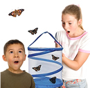 Butterfly Kits are FUN projects! Witness the wonder of the butterfly life cycle with these child-and-insect friendly habitats. - insect, monarch kits